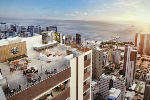 Fortaleza imóveis canuto 1000 Rooftop